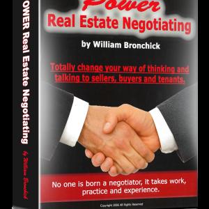 Advanced eCourse - Power Real Estate Negotiating